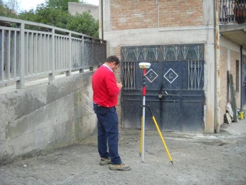 Emergenza Nebrodi San Fratello Messina - Rilievo Sondaggio Geognostico con GPS Differenziale.JPG