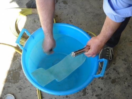 piezometro elettrico preparazione saturazione.JPG